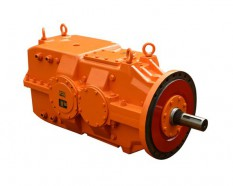 新乡JS系列矿用垂直轴硬齿面减速机